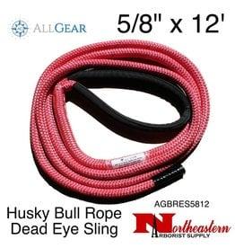"All Gear Inc. Husky Bull Rope™ Dead Eye Sling 5/8"" x 12'"