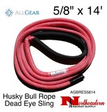 "All Gear Inc. Husky Bull Rope™ Dead Eye Sling 5/8"" x 14'"