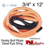 "All Gear Inc. Husky Bull Rope™ Dead Eye Sling 3/4"" x 12'"