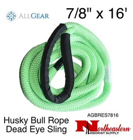 "All Gear Inc. Husky Bull Rope™ Dead Eye Sling 7/8"" x 16'"