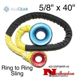 "All Gear Inc. Ring to Ring Sling 5/8"" x 40"", 16,000 lbs ABS"