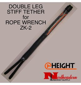 @ HEIGHT Rope Wrench Tether, Double Leg 12""