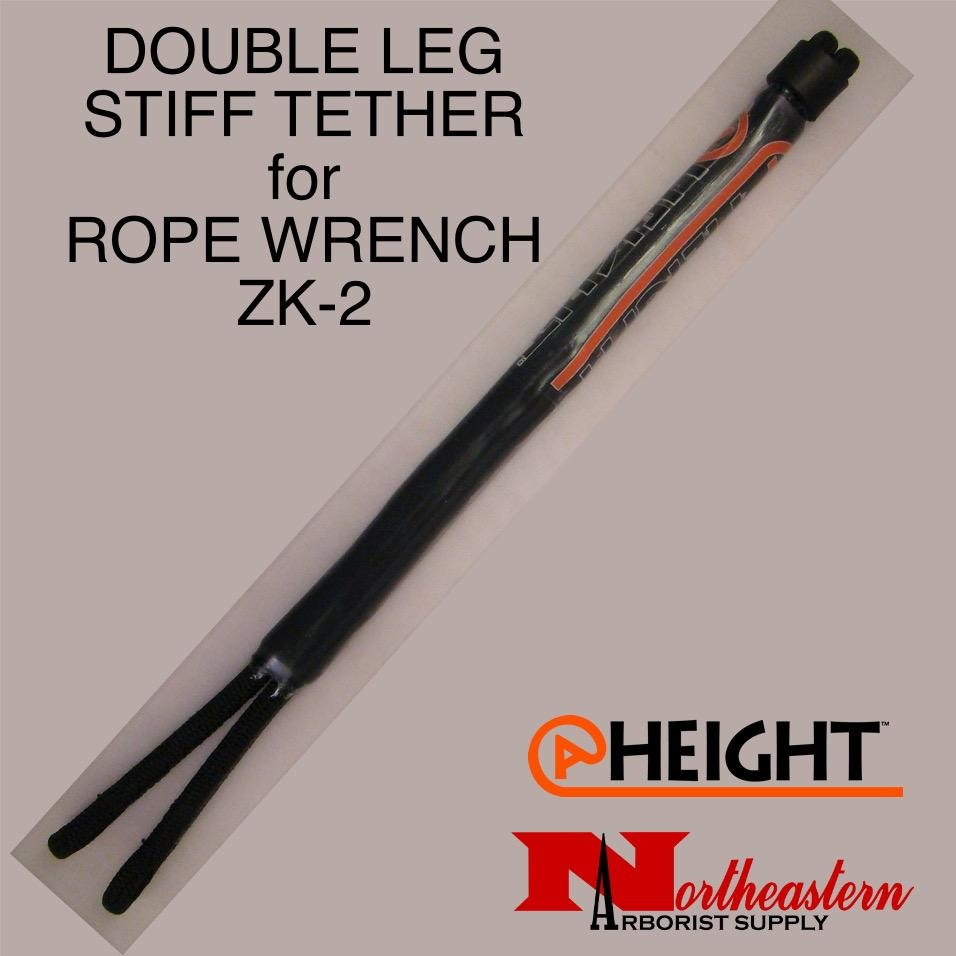 """@ HEIGHT Rope Wrench Tether, Double Leg 12"""""""