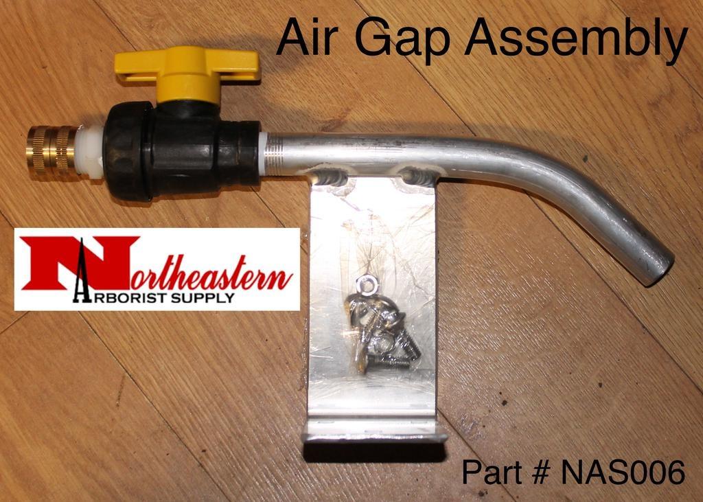 R&K Pump EPA Air Gap Filler with Garden Hose Connection