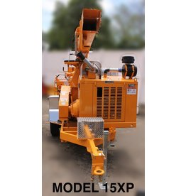 "Bandit® MODEL 15XP GM Gas Engine 165HP 13"" Drum Chipper"