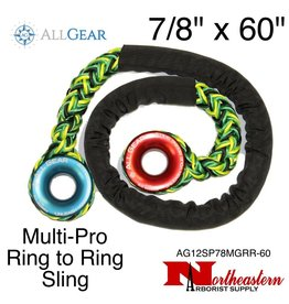 "All Gear Inc. Multi-ProTM  Ring to Ring Sling 7/8"" x 60"""