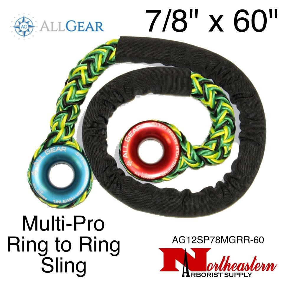 "All Gear Inc. Multi-Pro™  Ring to Ring Sling 7/8"" x 60"""