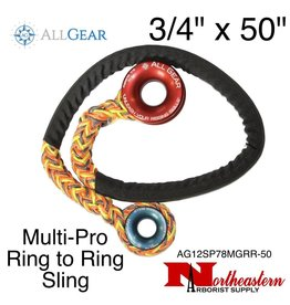 "All Gear Inc. Multi Pro Ring to Ring Sling 3/4"" x 50"""