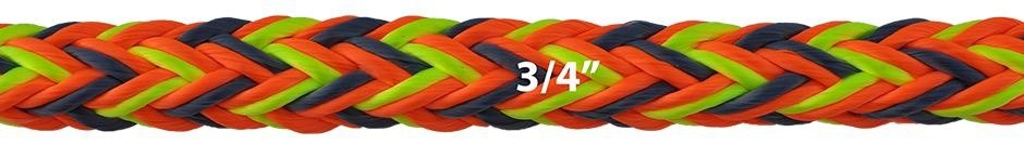 """All Gear Inc. Multi-Pro™ Ring to Ring Sling 3/4"""" x 50"""""""