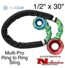 "All Gear Inc. Multi Pro Ring to Ring Sling 1/2"" x 30"""