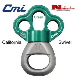 CMI California Bridge Swivel, GREEN