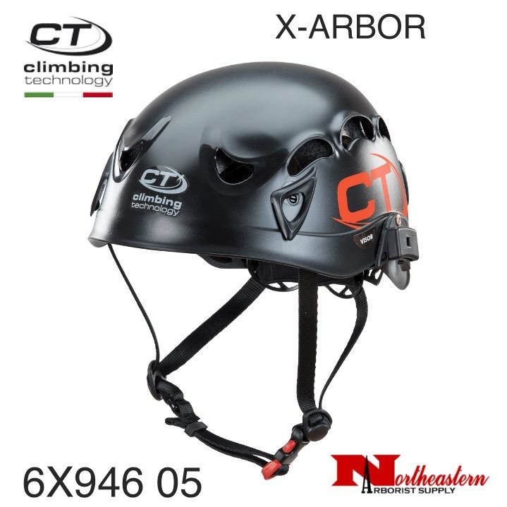 CT Helmet X-ARBOR, Black