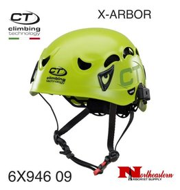 CT Helmet X-ARBOR, Green