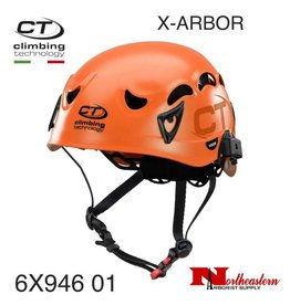 CT Helmet X-ARBOR, Orange