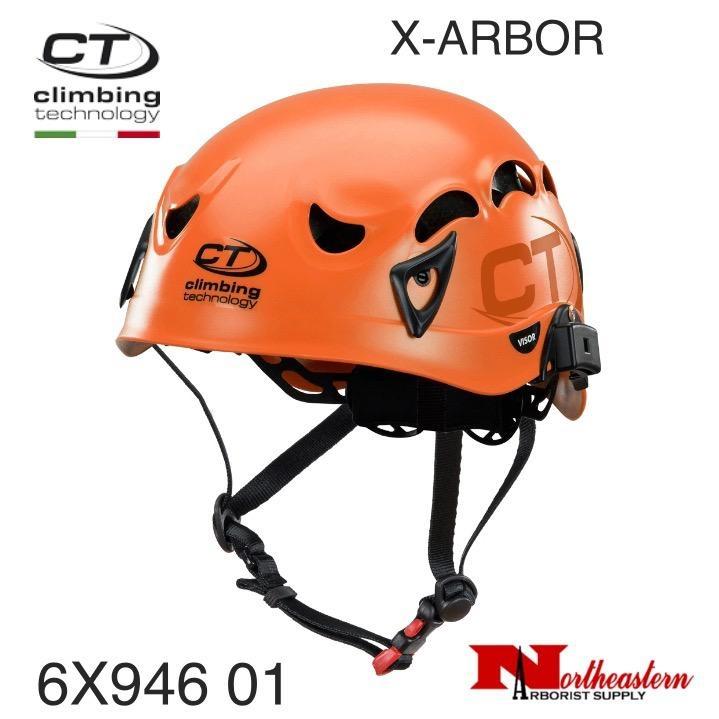 CT Helmet X-ARBOR, Orange