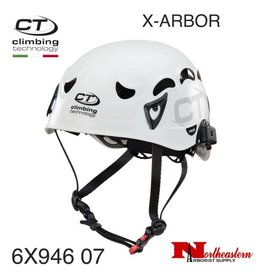 CT Helmet X-ARBOR, White