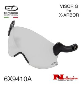 CT Visor G Clear for X-Arbor Helmets