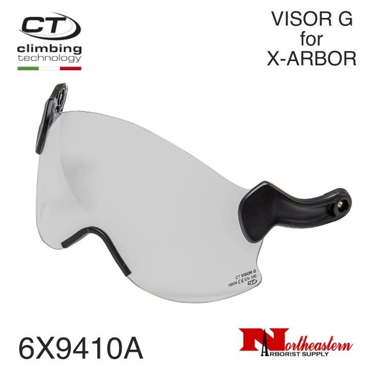 CT Visor G Clear for X-Arbor Helmets