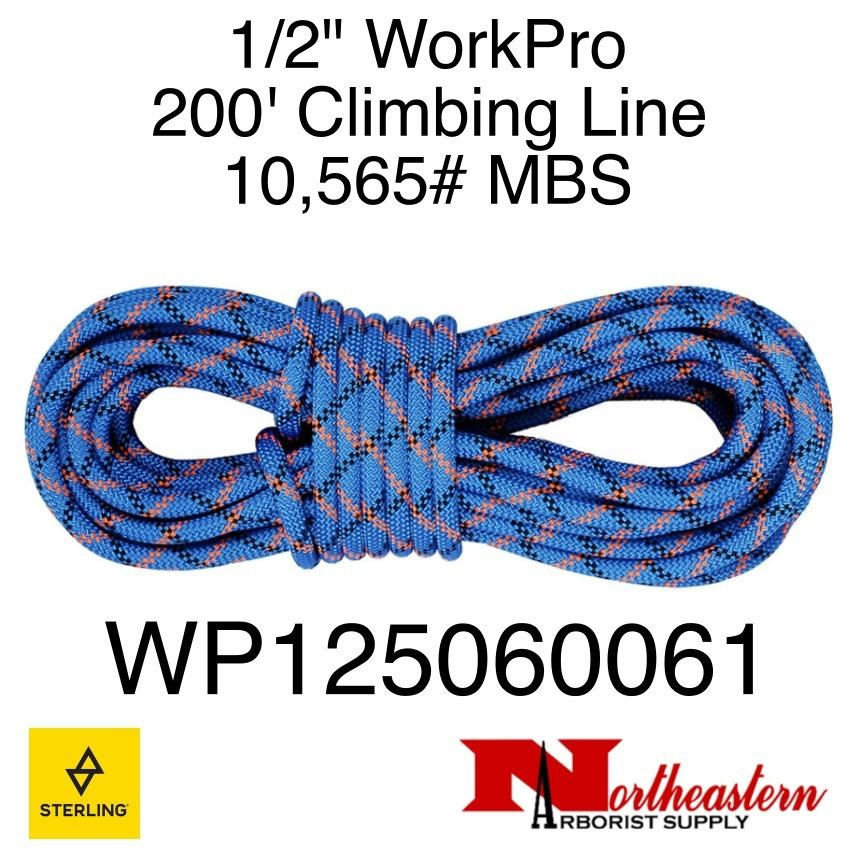 "Sterling 1/2"" WorkPro Blue"