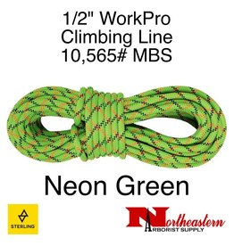 "Sterling 1/2"" WorkPro Neon Green"