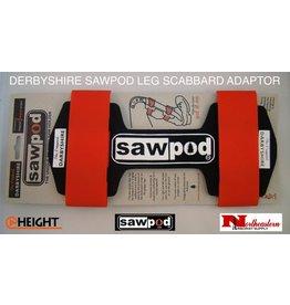 @ HEIGHT DARBYSHIRE SAWPOD Leg Scabbard Adapter