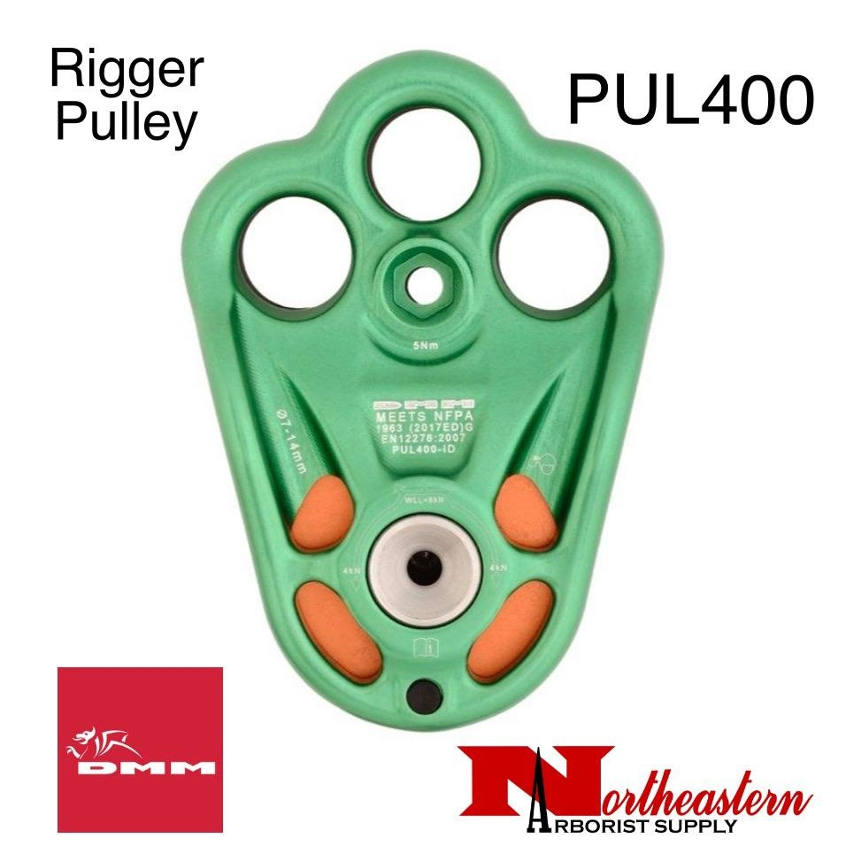 DMM Rigger Pulley 40kN MBS