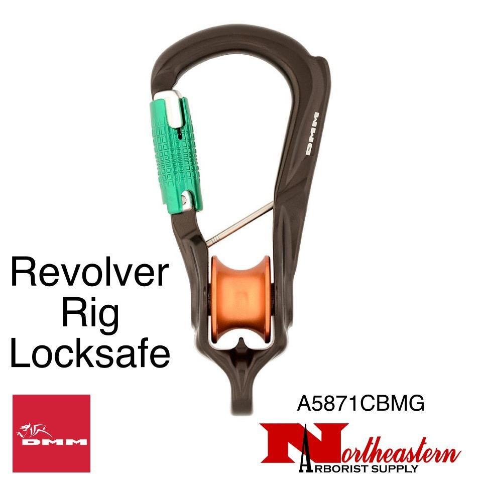 DMM Revolver Rig with Locksafe Gate