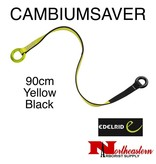 EDELRID Cambiumsaver 90cm, Yellow + Black, 25 kN