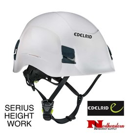 EDELRID Serius Height Work Helmet, White