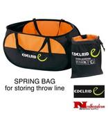 EDELRID SPRING BAG Orange