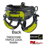 EDELRID TREECORE TRIPLE LOCK Saddle S-XL