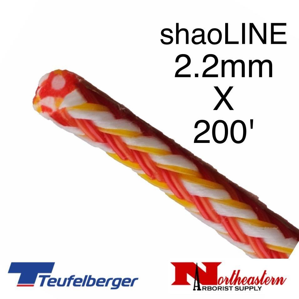 Teufelberger shaoLINE Throwline 2.2mm X 200 FT