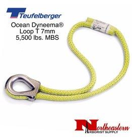 Teufelberger Ocean Dyneema® Loop T 7mm, 5,500lbs. MBS