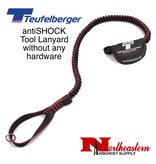 Teufelberger antiSHOCK Chainsaw Lanyard withOut  Hardware and Tear Webbing