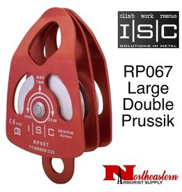 ISC Large Double Prussik with Bushings, 70kN MBS