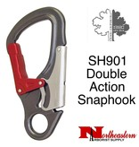 ISC Snaphook, Double Action, 27 kN