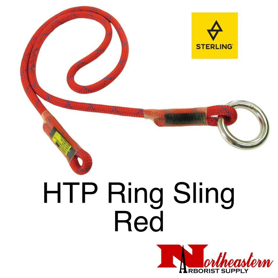 Sterling HTP Ring Sling Red