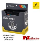 Sterling Wicked Good Rope Wash, 20 Packet Box