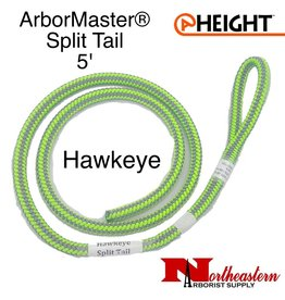 @ HEIGHT ArborMaster® Split Tail 5' Sewn Eye
