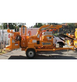 Bandit® Model Intimidator™ 18XP Towable Drum Style Hand-Feed Chipper, GM 5.7L 165hp Gas Engine