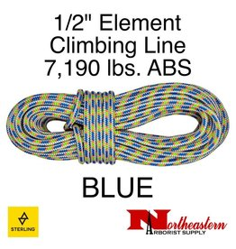 "Sterling 1/2"" Element Blue 7,190 lbs. ABS"
