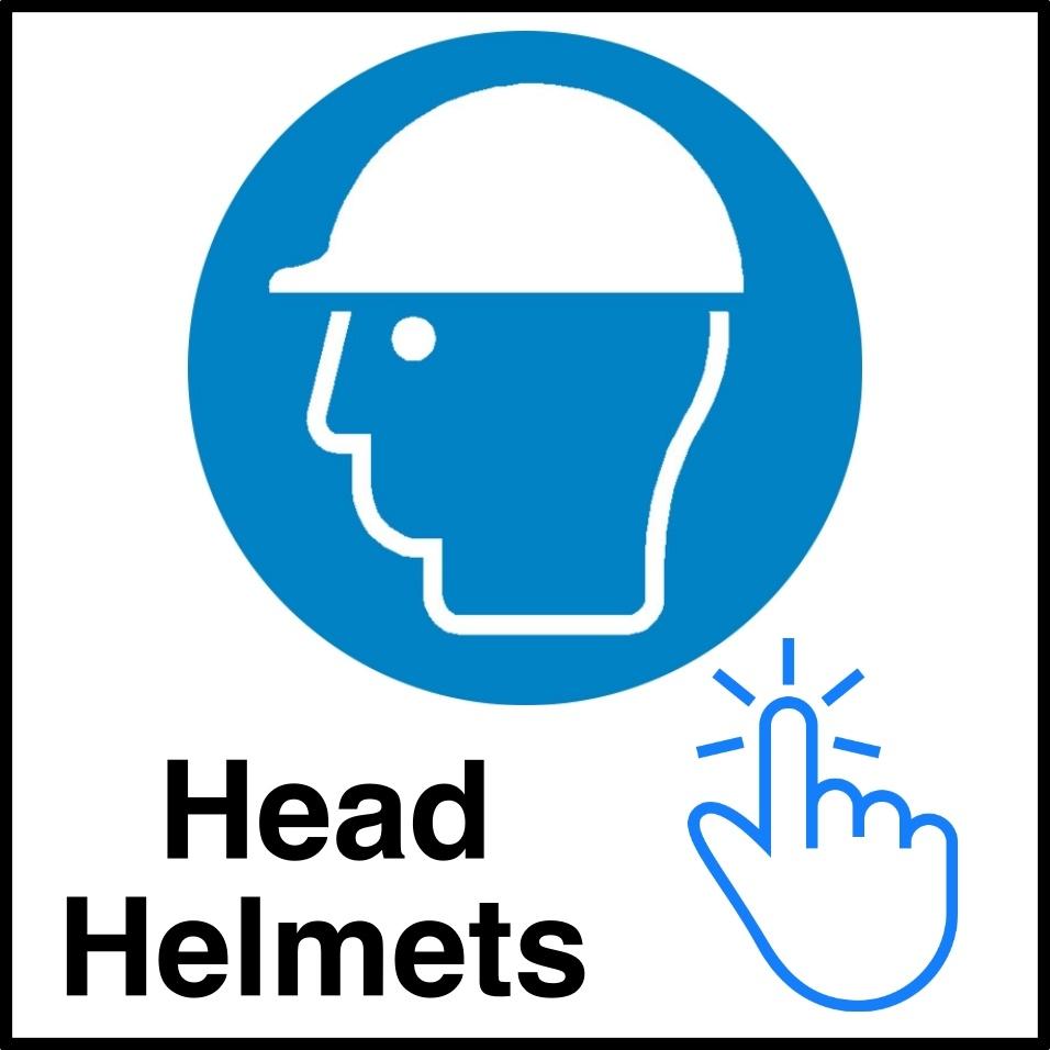 PPE Head Helmets