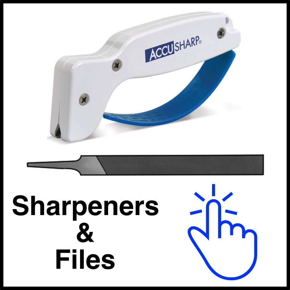 Sharpeners & Files