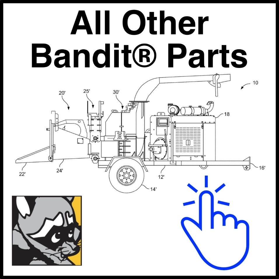 All Other Bandit® Parts