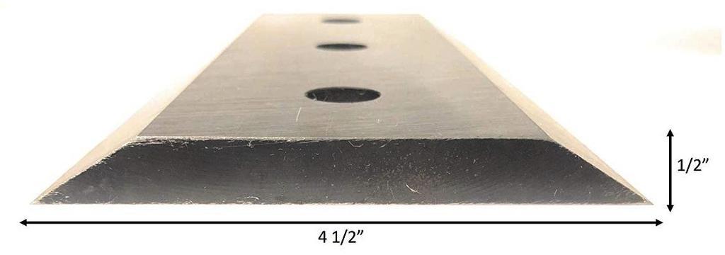 "Bandit® Parts Knife for M255 1/2"" x 4+1/2"" x 8+15/32"", 900-9906-10"