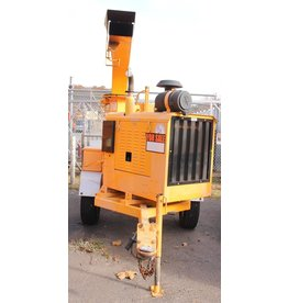 "Bandit® MODEL 150 USED 12"" CHIPPER, Only 660 Hours"