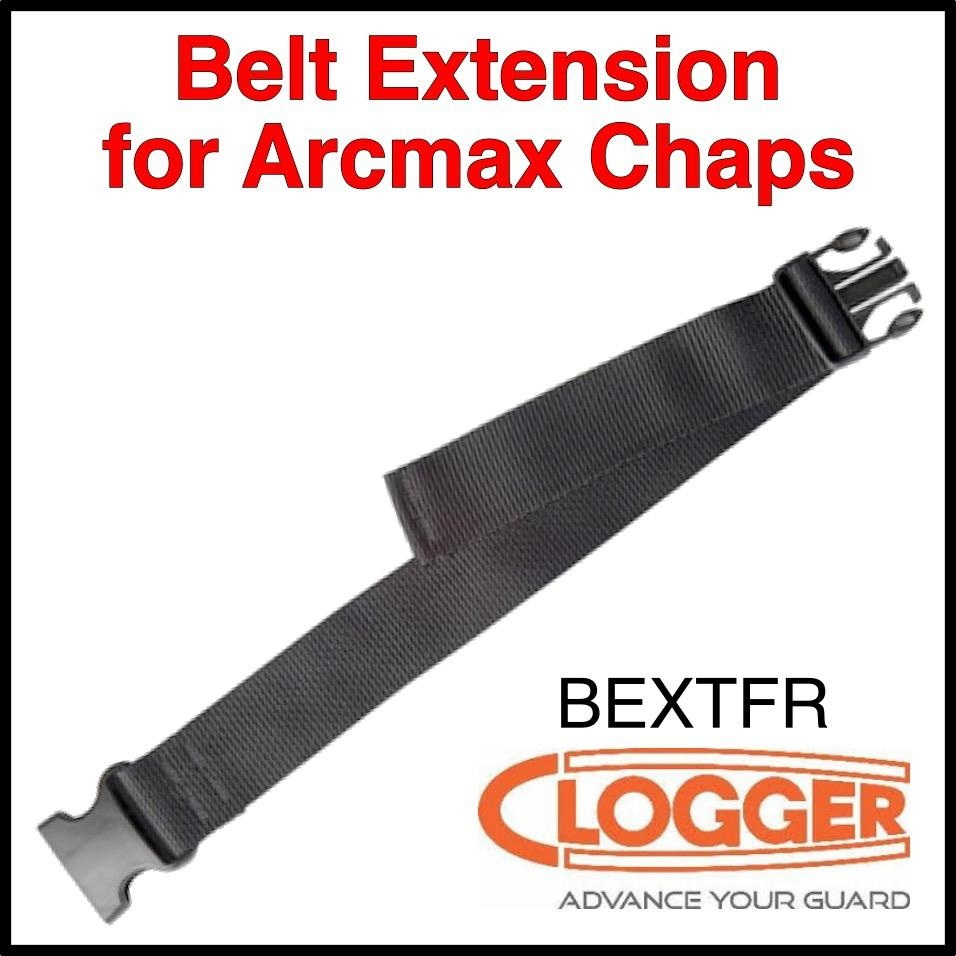 Clogger Belt Extension Arcmax Chaps Only