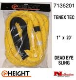 "@ HEIGHT 1"" Stable Braid Dead Eye Sling x 20' (7136201)"