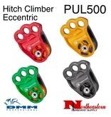 DMM Pulley Hitch Climber Eccentric, 32kN MBS