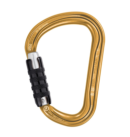 Petzl Carabiner, WILLIAM TRIACT-LOCK 27 kN Max.